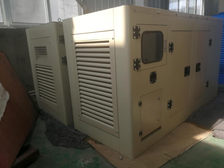 200KW静音箱