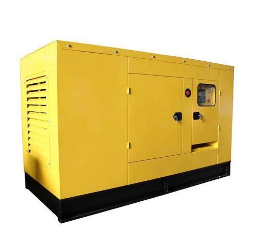 30KW静音箱